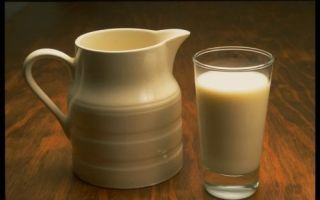Список рецептов с козьим молоком