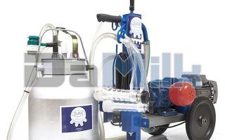Как использовать доильный аппарат аид-2?