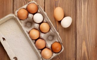 Как узнать вес куриного яйца?
