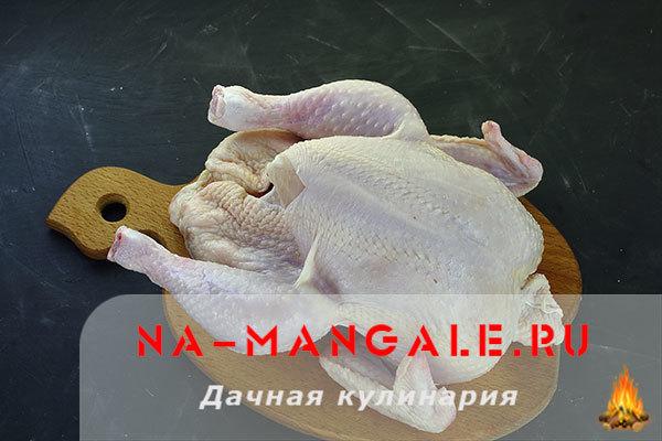 Как правильно разделать курицу на части, порционные куски, на шашлык, без отходов